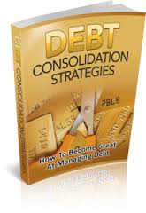 Debt Consolidation Programs